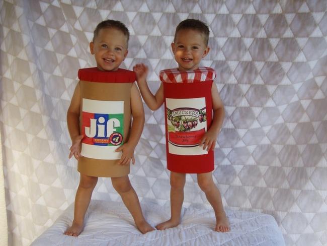 Disfraces para gemelos luigi y mario molan aunque pasen - Disfraces para gemelos ...