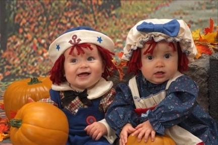 Mira estas originales y divertidas cosas que puedes hacer - Disfraces para gemelos ...