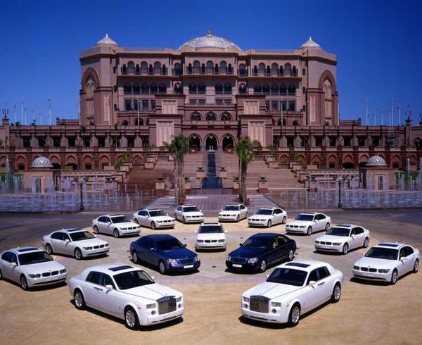 Baño Publico Mas Lujoso Del Mundo: Extravagancias De La Ciudad Más Lujosa Del Mundo: DUBAI