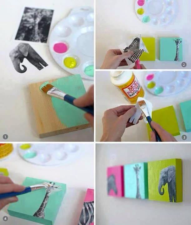 Te gustan las manualidades con estas 11 ideas podr s - Manualidades decorar casa ...