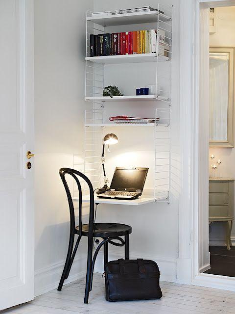 20 ideas geniales para hacer tu propia oficina en casa y for Ideas para despachos